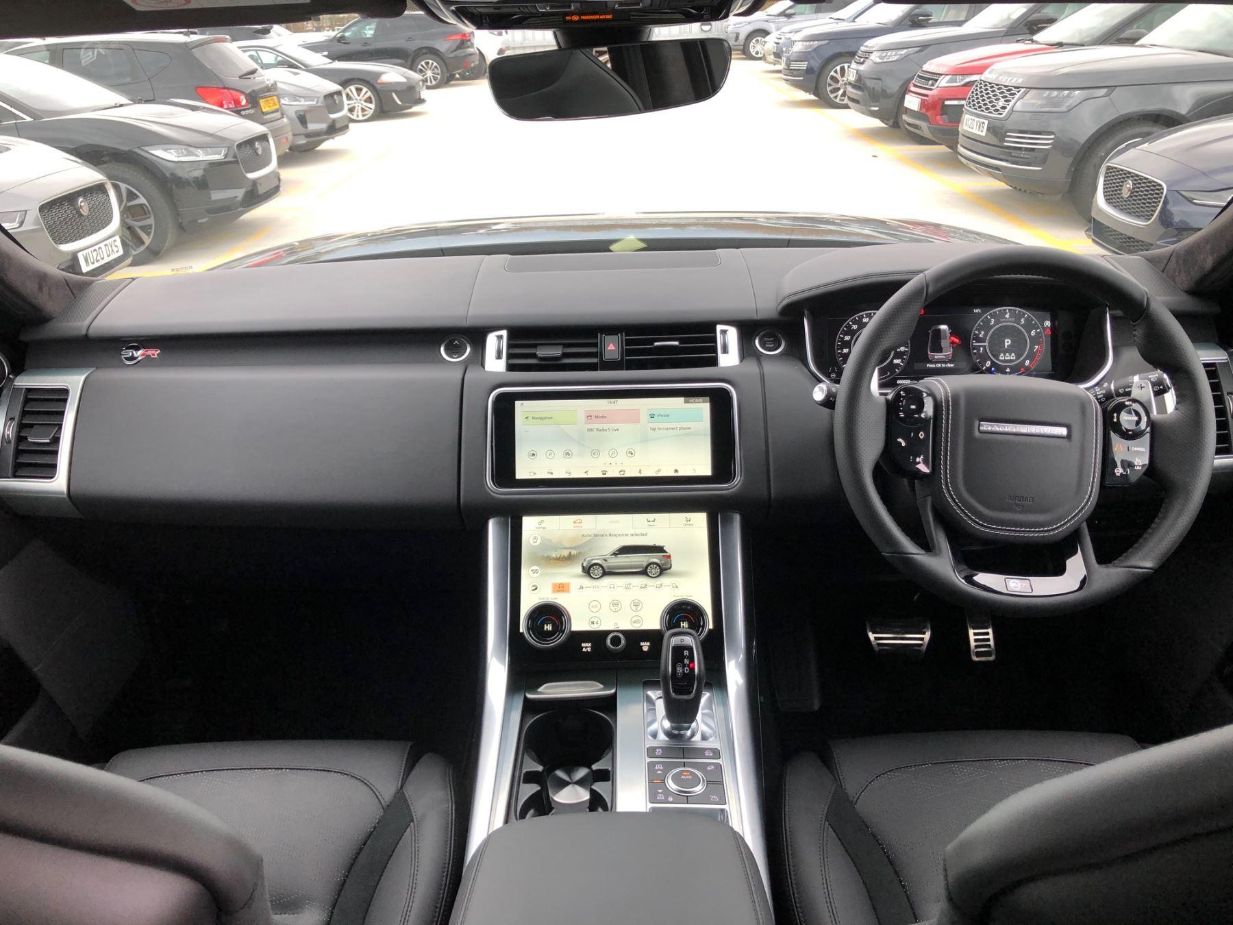 Land Rover Range Rover Sport 5.0 V8 S/C 575 SVR image 9