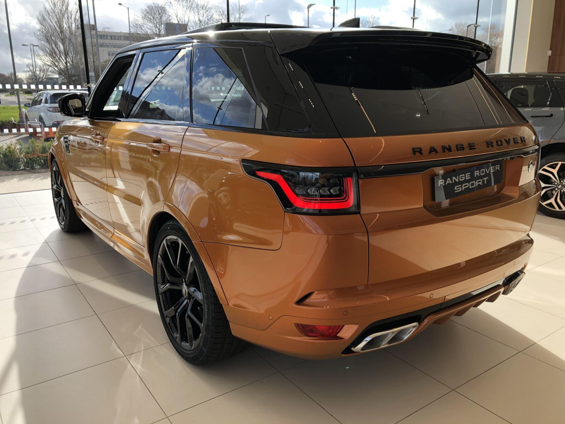Land Rover Range Rover Sport 5.0 P575 S/C SVR image 7
