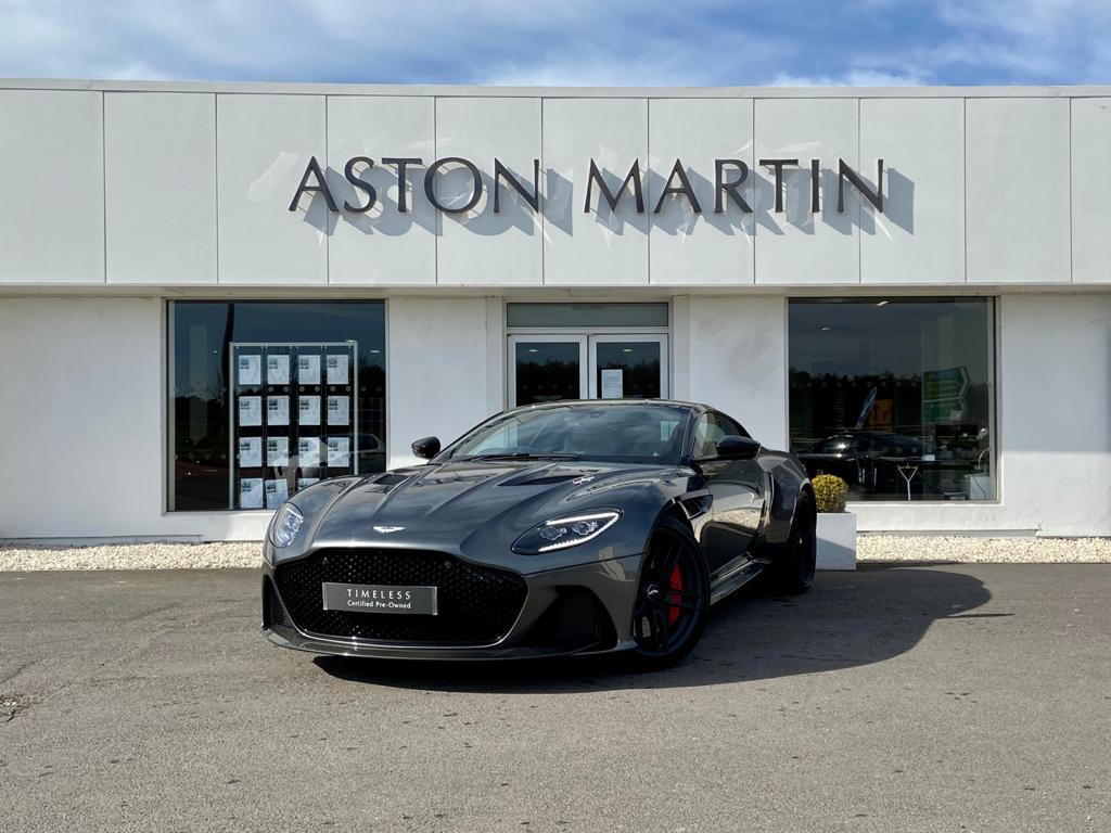 Aston Martin DBS V12 Superleggera 2dr Touchtronic image 13
