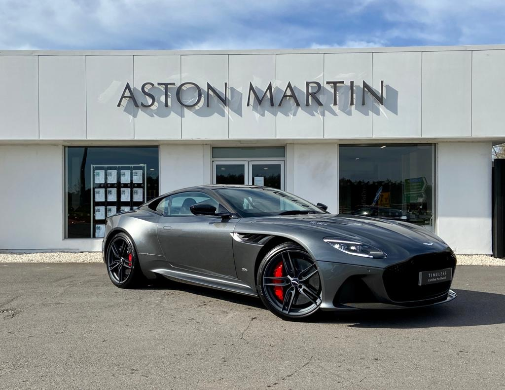Aston Martin DBS V12 Superleggera 2dr Touchtronic 5.2 Automatic Coupe (2019)