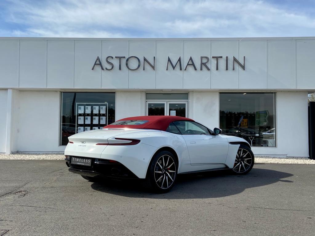 Aston Martin DB11 V8 Volante 2dr Touchtronic image 5