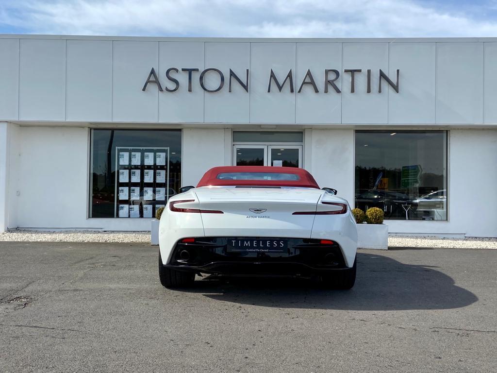 Aston Martin DB11 V8 Volante 2dr Touchtronic image 6