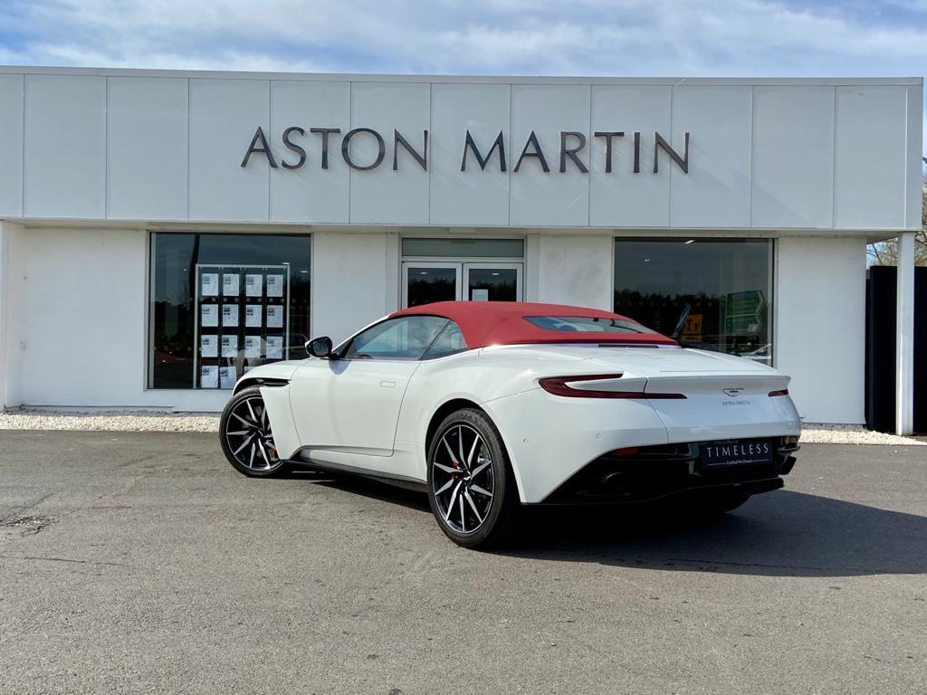 Aston Martin DB11 V8 Volante 2dr Touchtronic image 7