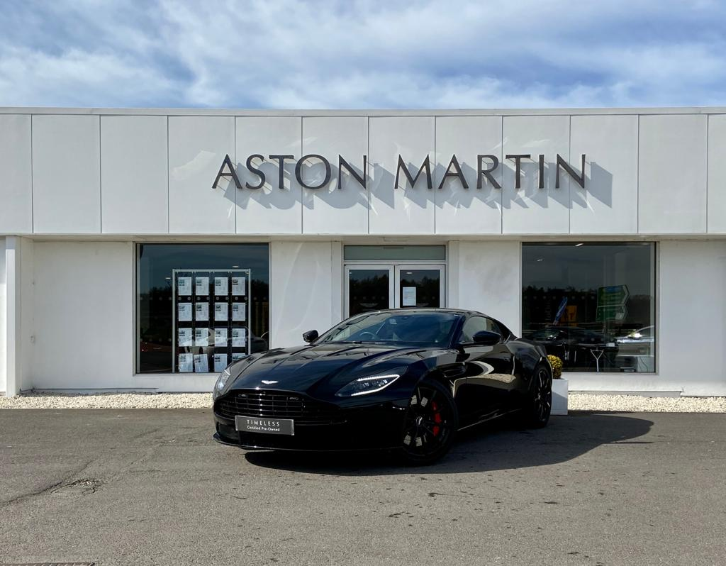 Aston Martin DB11 V12 AMR 2dr Touchtronic 5.2 Automatic Coupe (2020)