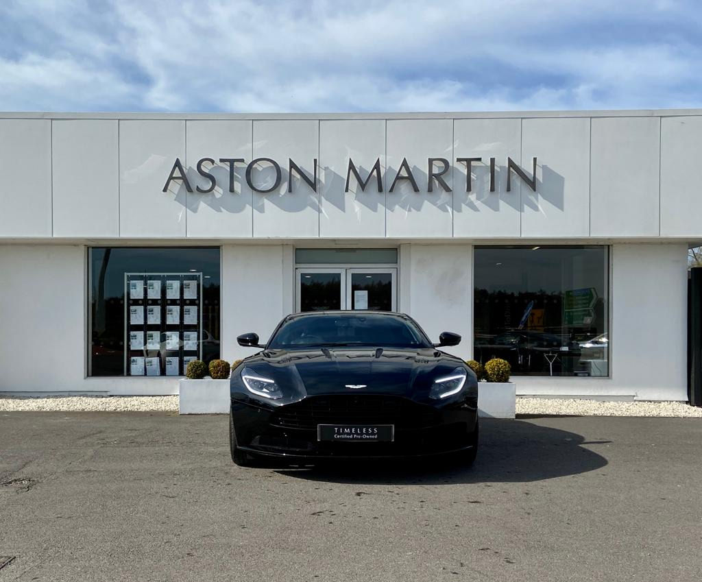 Aston Martin DB11 V12 AMR 2dr Touchtronic image 2