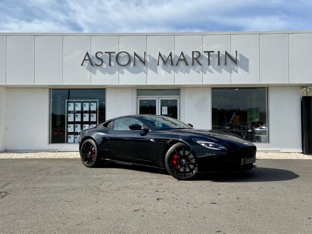 Aston Martin DB11 V12 AMR 2dr Touchtronic 5.2 Automatic Coupe (2020) image