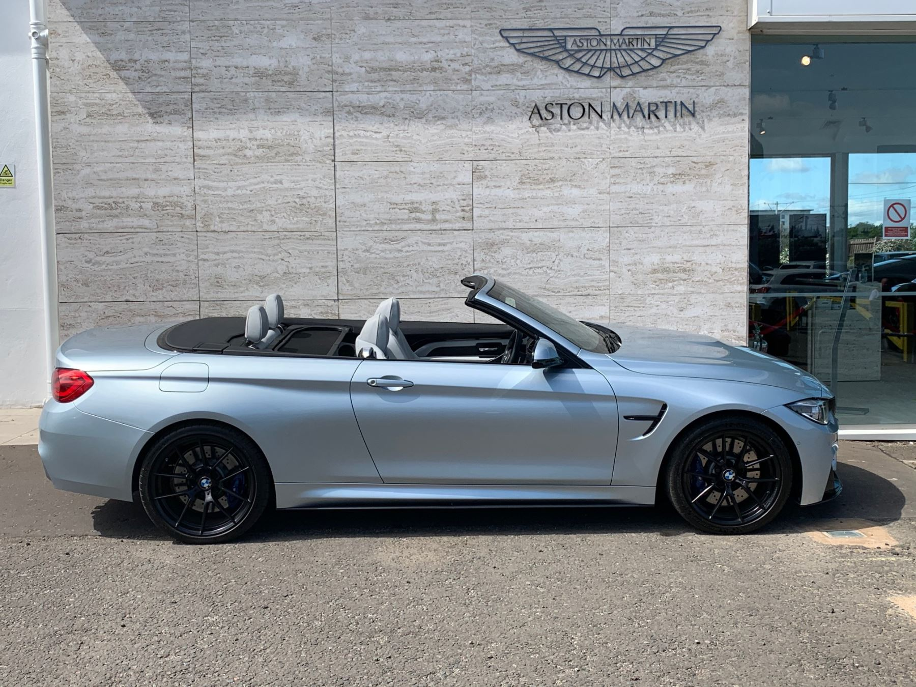 BMW M4 M4 2dr DCT [Competition Pack] 3.0 Automatic Convertible (2017)