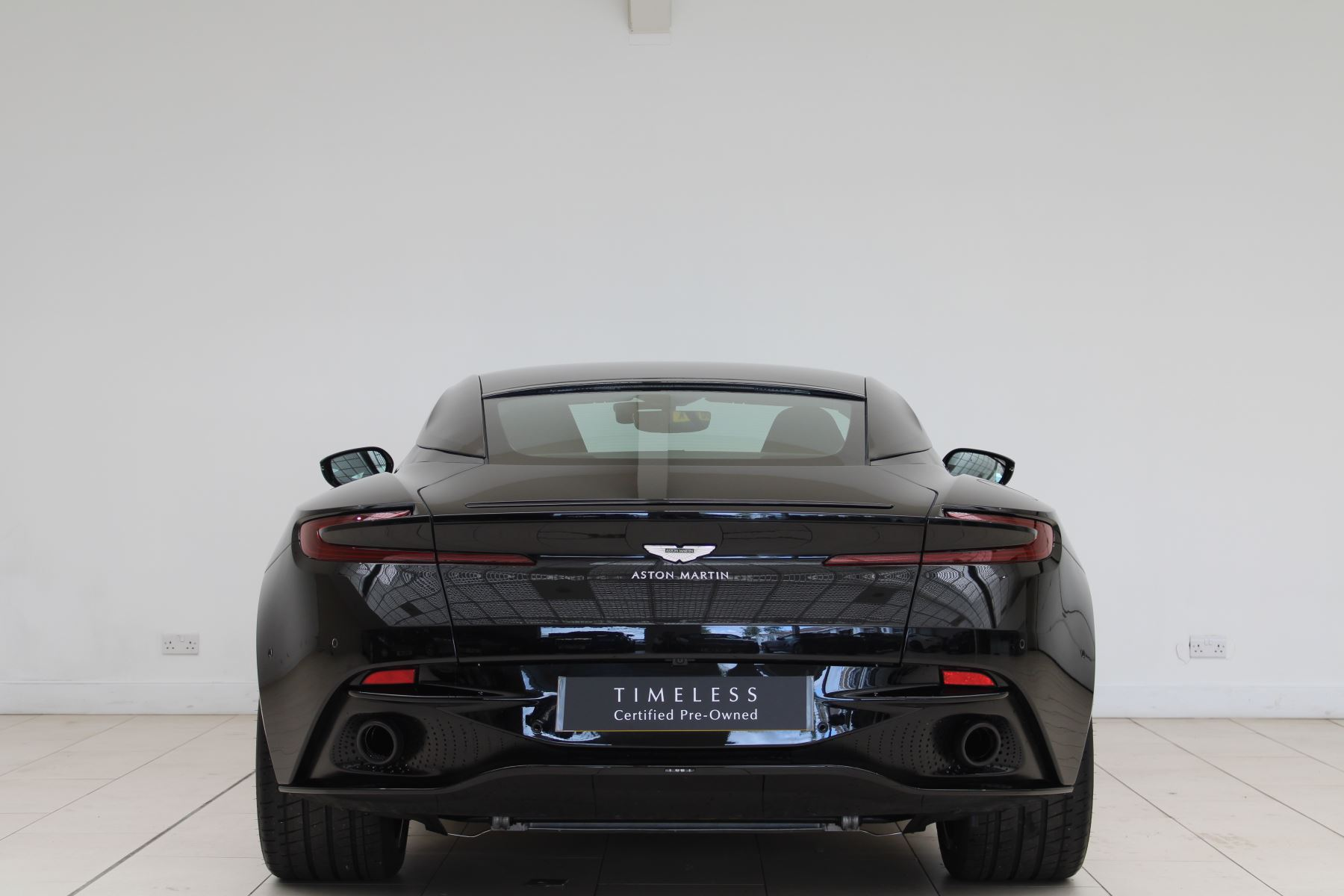 Aston Martin DB11 V8 2dr Touchtronic image 6