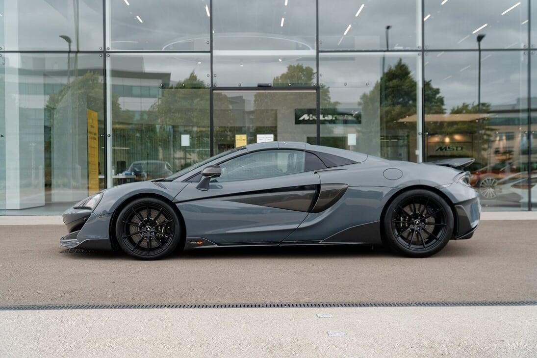 McLaren 600LT Spider V8 2dr SSG 3.8 Automatic Convertible (2019)