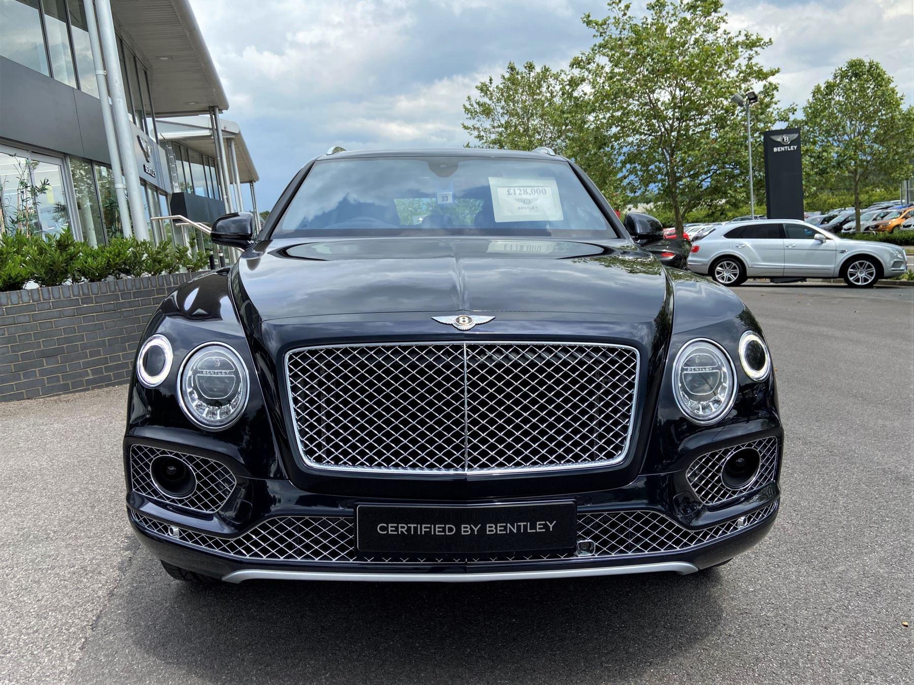 Bentley Bentayga 4.0 V8 5dr Mulliner Driving Specification Automatic Estate (2019)
