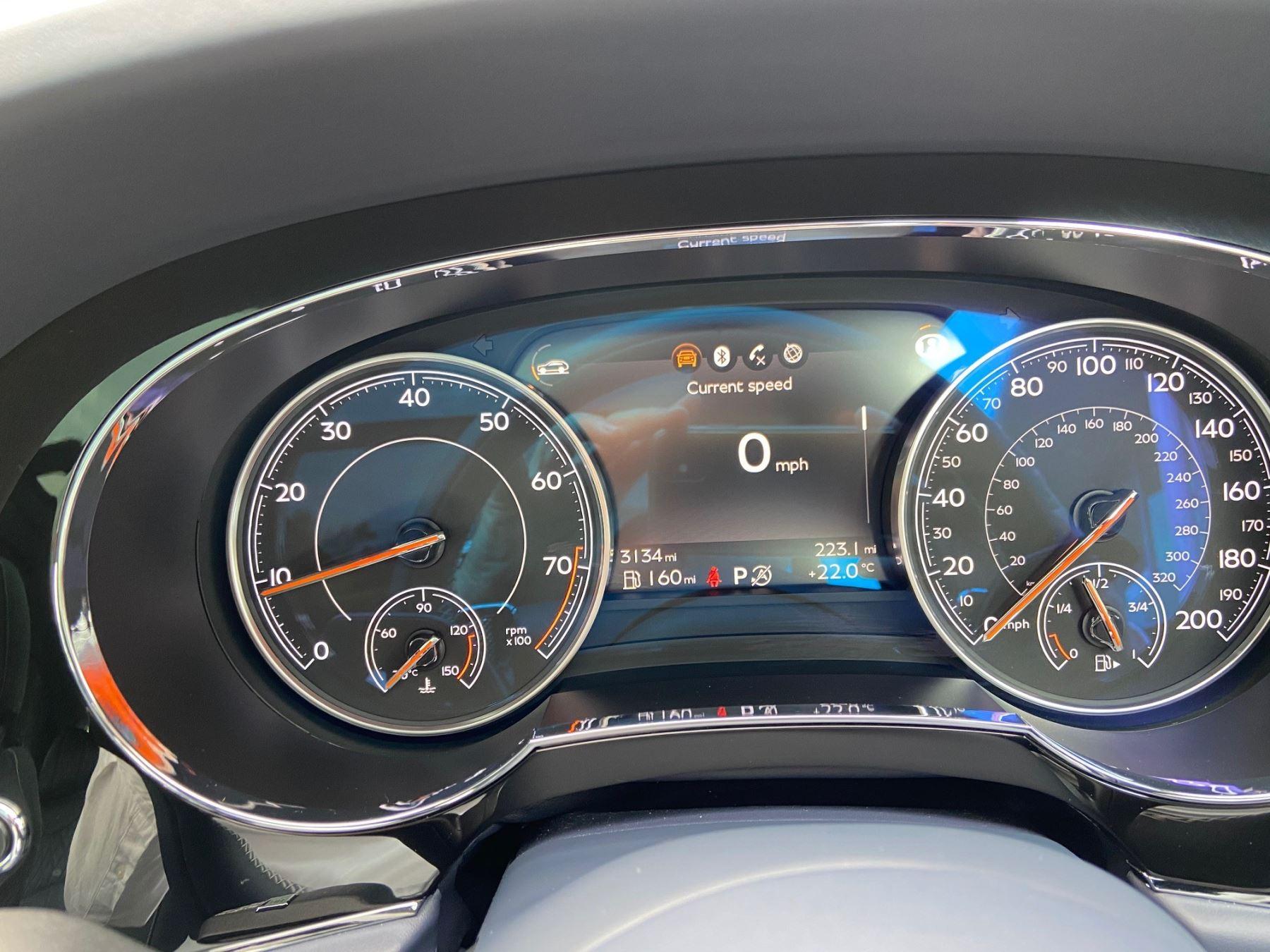 Bentley Bentayga 4.0 V8 5dr Mulliner Driving Specification image 7