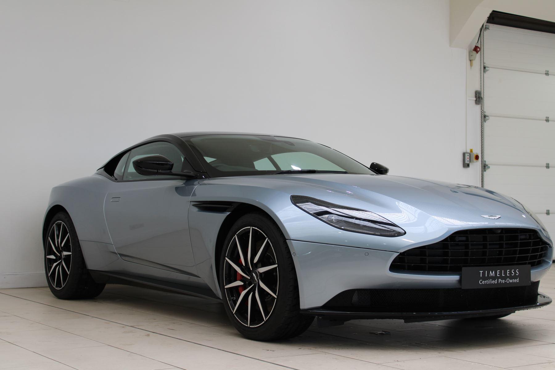 Aston Martin DB11 V8 2dr Touchtronic Auto image 2