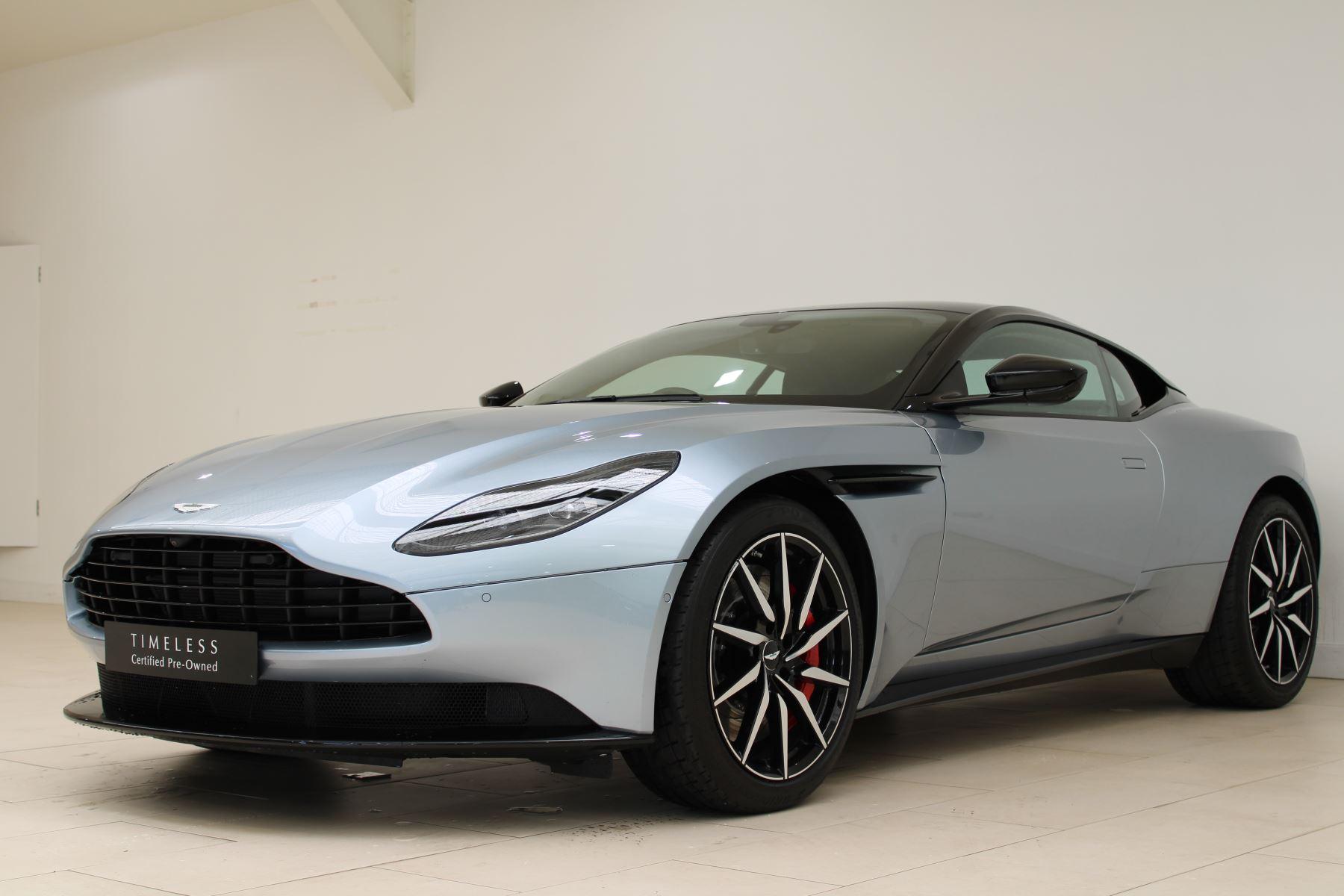 Aston Martin DB11 V8 2dr Touchtronic Auto image 5