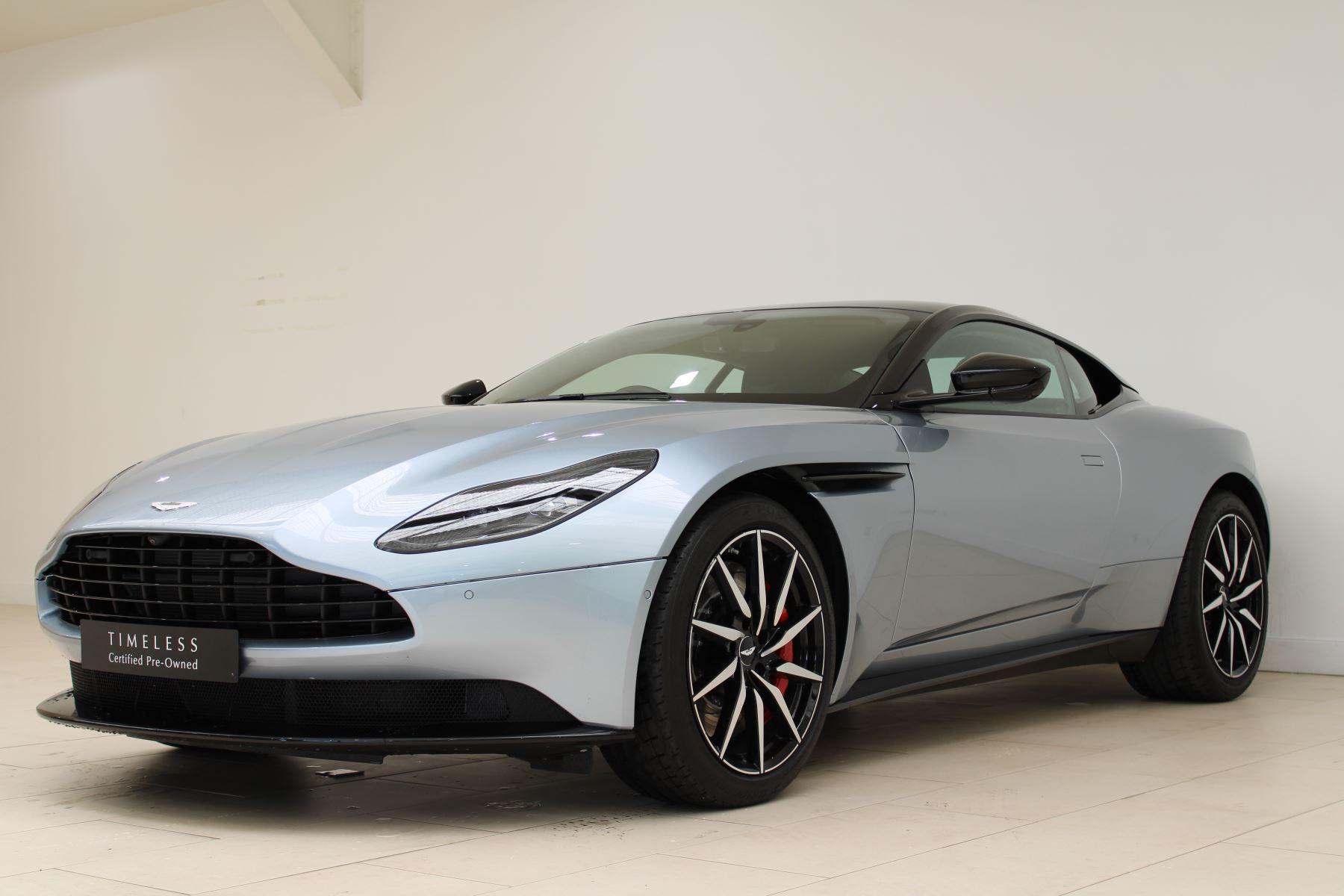 Aston Martin DB11 V8 2dr Touchtronic Auto image 1