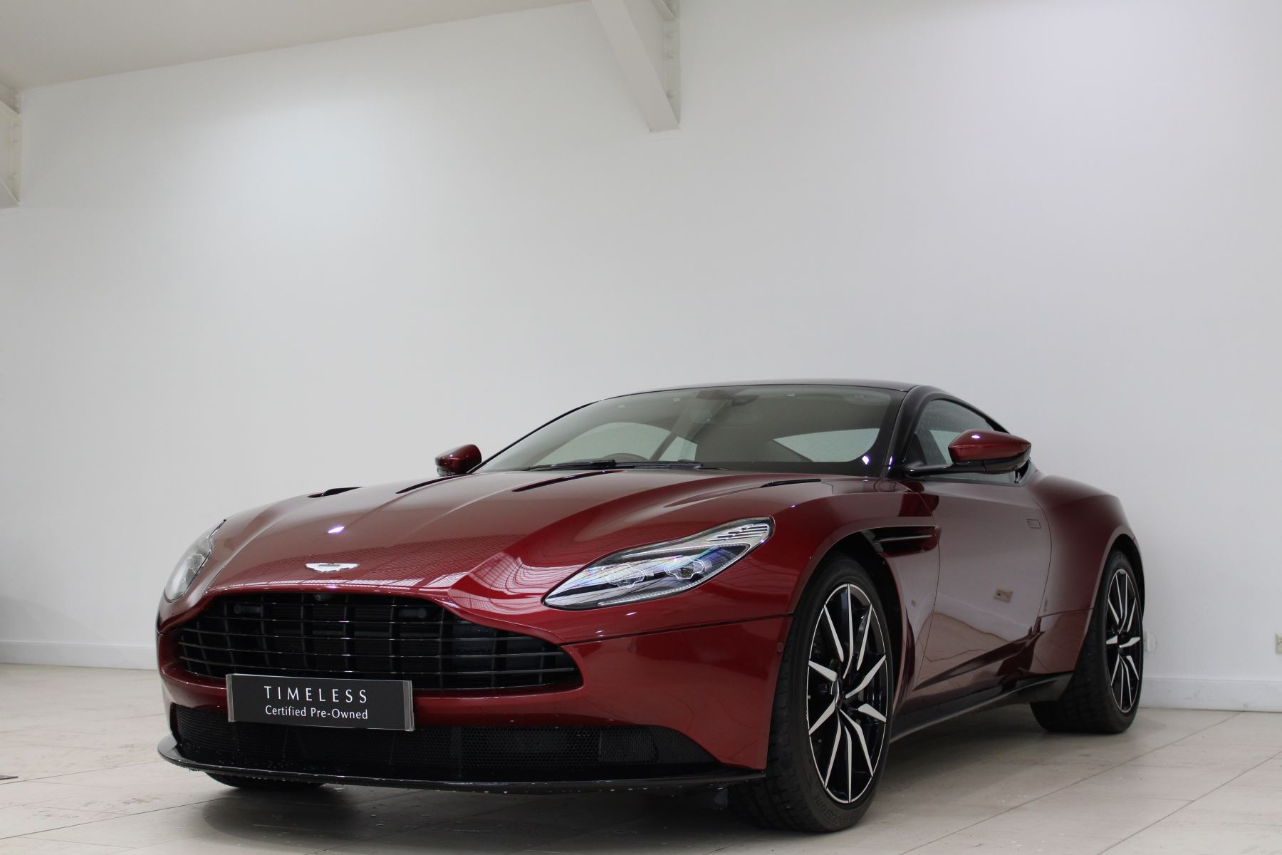 Aston Martin DB11 V12 2dr Touchtronic 5.2 Automatic Coupe (2018)