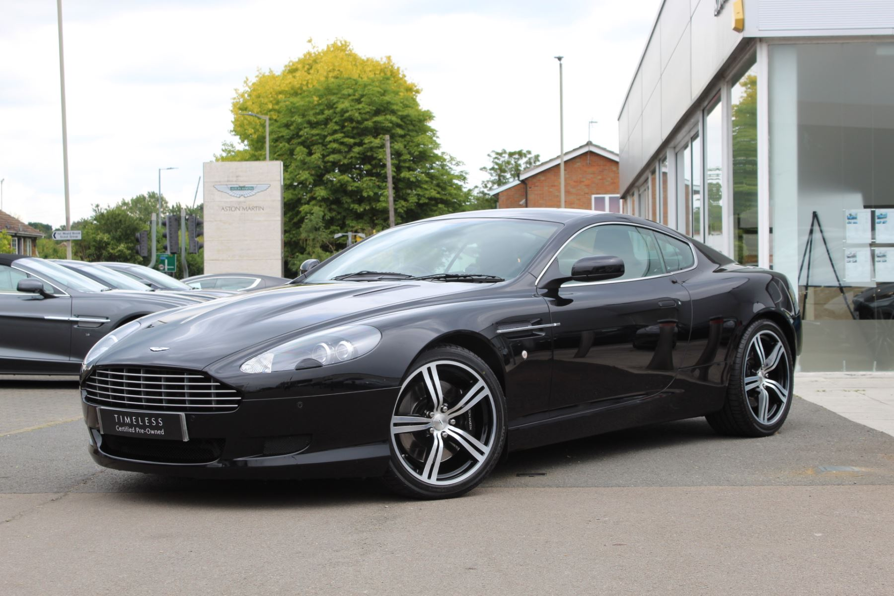Aston Martin DB9 V12 2dr Touchtronic [470] 5.9 Automatic Coupe (2009 )