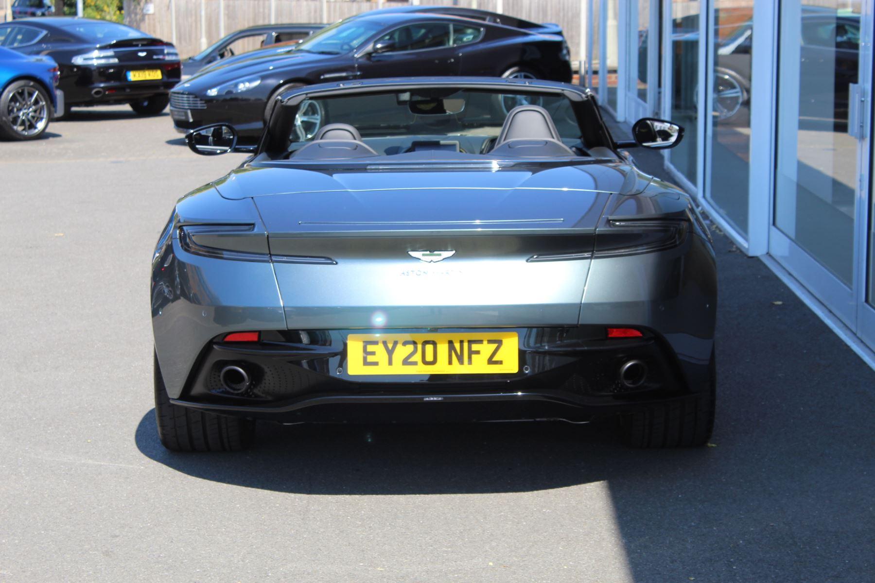 Aston Martin DB11 V8 Volante 2dr Touchtronic image 22