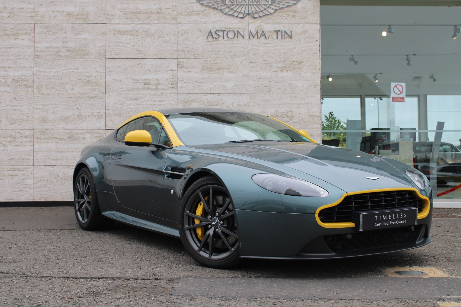 Aston Martin V8 Vantage N430 2dr 4.7 3 door Coupe (2015)