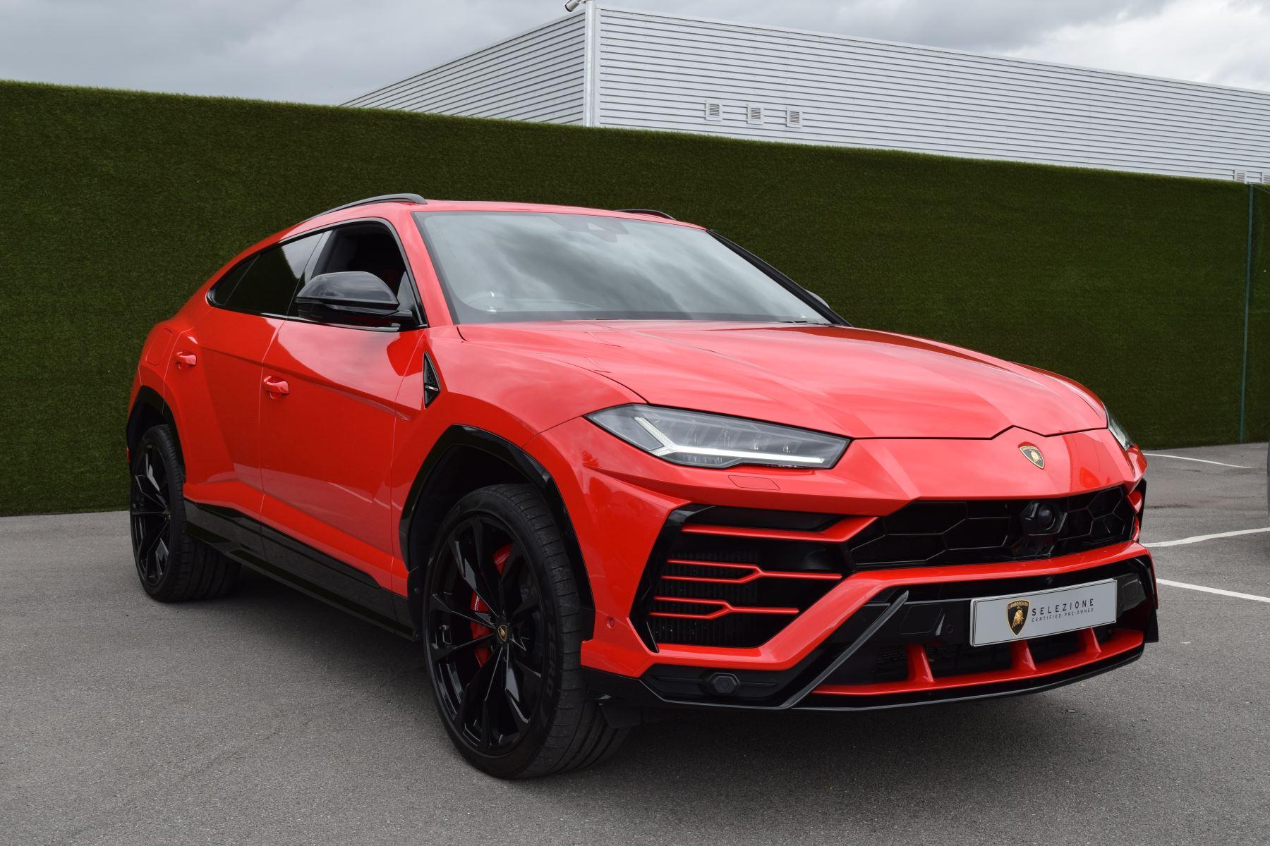 Lamborghini Urus 4.0T FSI V8 5dr Automatic Estate (2018)