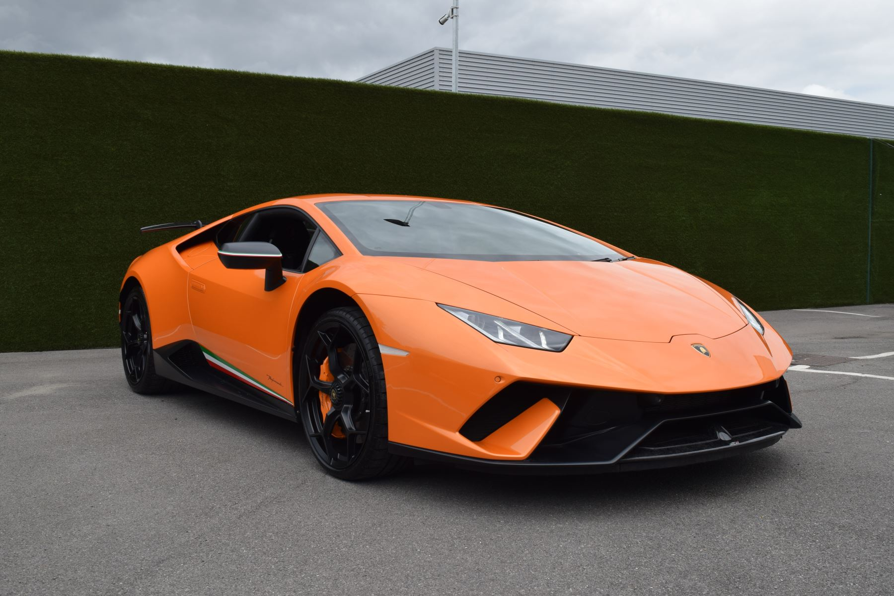 Lamborghini Huracan LP 640-4 Performante 2dr LDF 5.2 Semi-Automatic Coupe (2017)