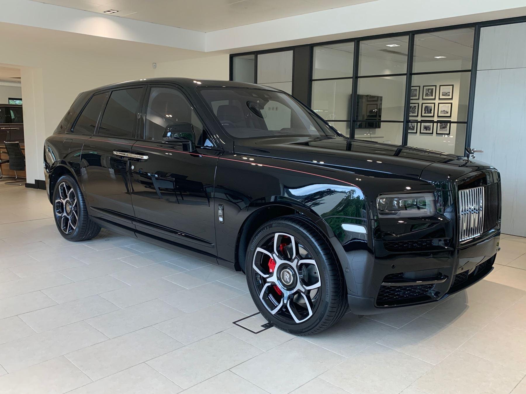 Rolls-Royce Black Badge Cullinan Black Badge 5dr Auto 6.8 Automatic Estate (2020)