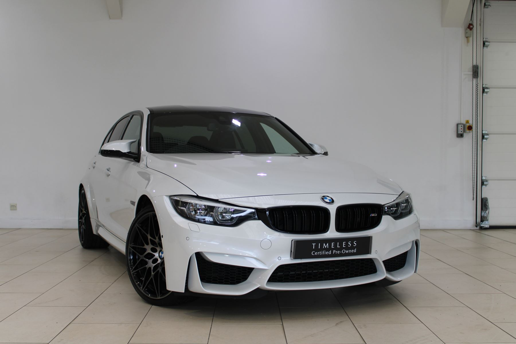 BMW M3 M3 DCT [Competition Pack] 3.0 Automatic 4 door Saloon (2018)