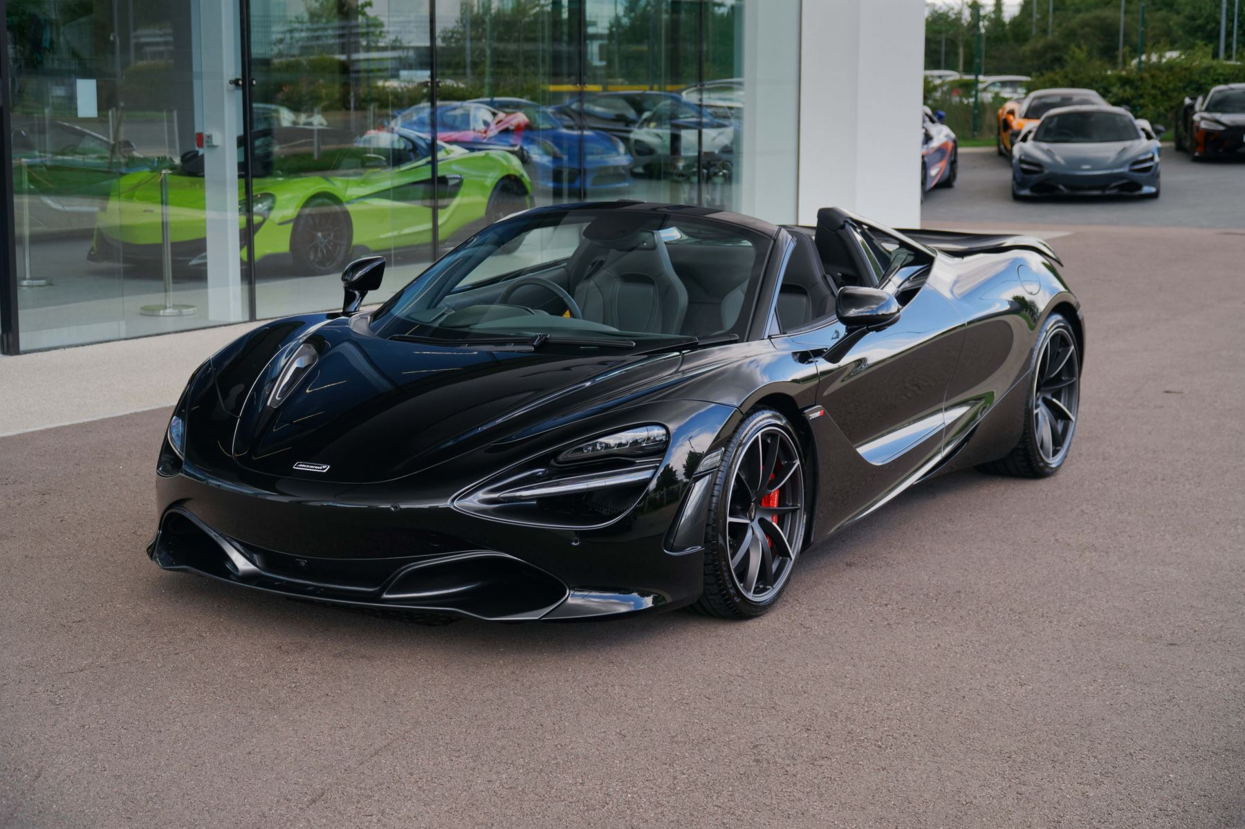 McLaren 720S Spider V8 2dr SSG 4.0 Automatic Convertible (2020) image