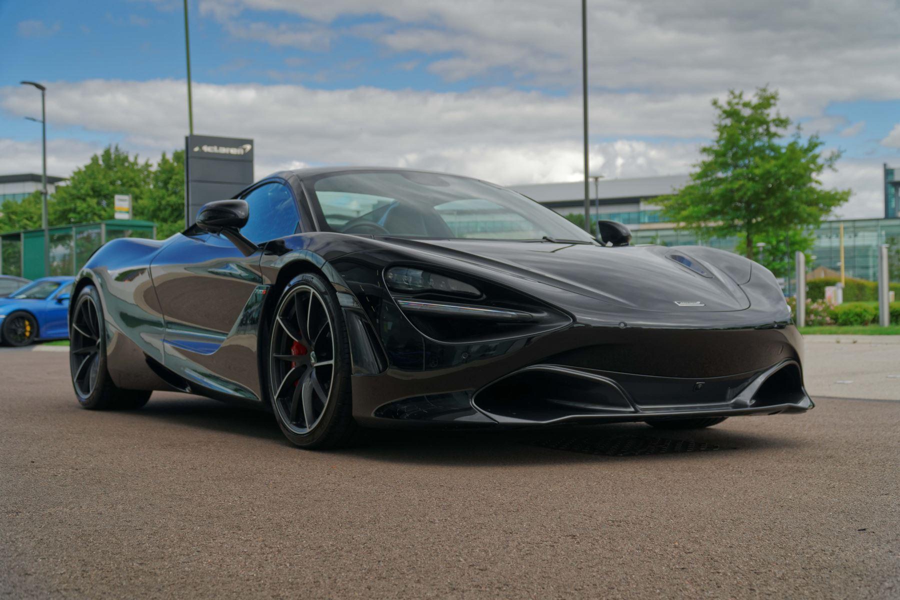 McLaren 720S Spider V8 2dr SSG image 62