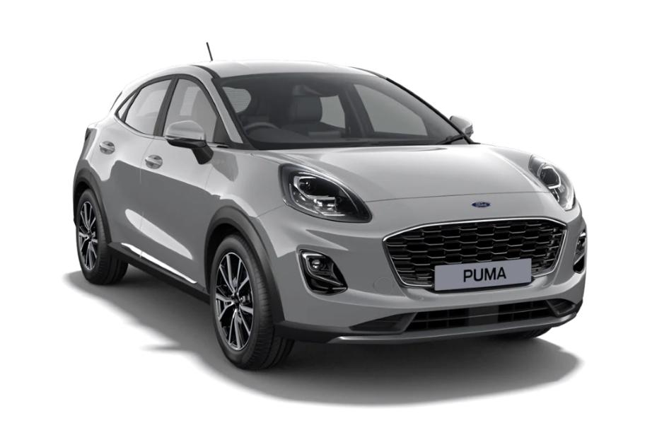 Ford New Puma 1.0 EcoBoost Titanium 5dr Auto