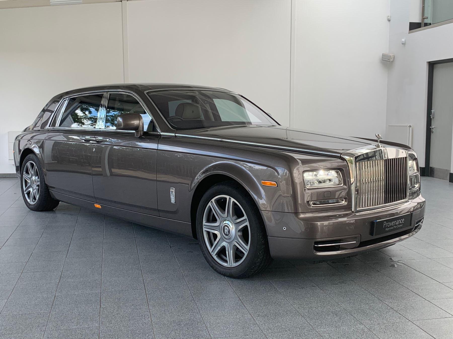 Rolls-Royce Phantom Extended Wheelbase II 4dr Auto EWB 6.7 Automatic Saloon (2014)