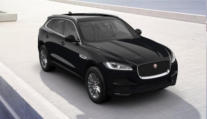 Jaguar F-PACE 2.0d Portfolio 5dr Auto