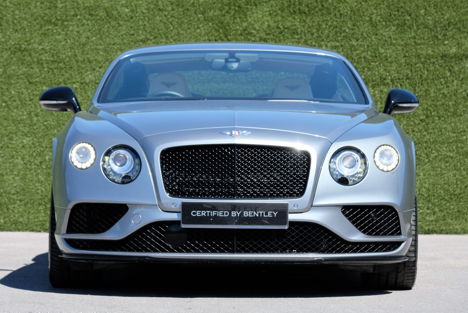 Bentley Continental GT V8 S Coupe 4.0 Mulliner Driving Specification 2dr image 2