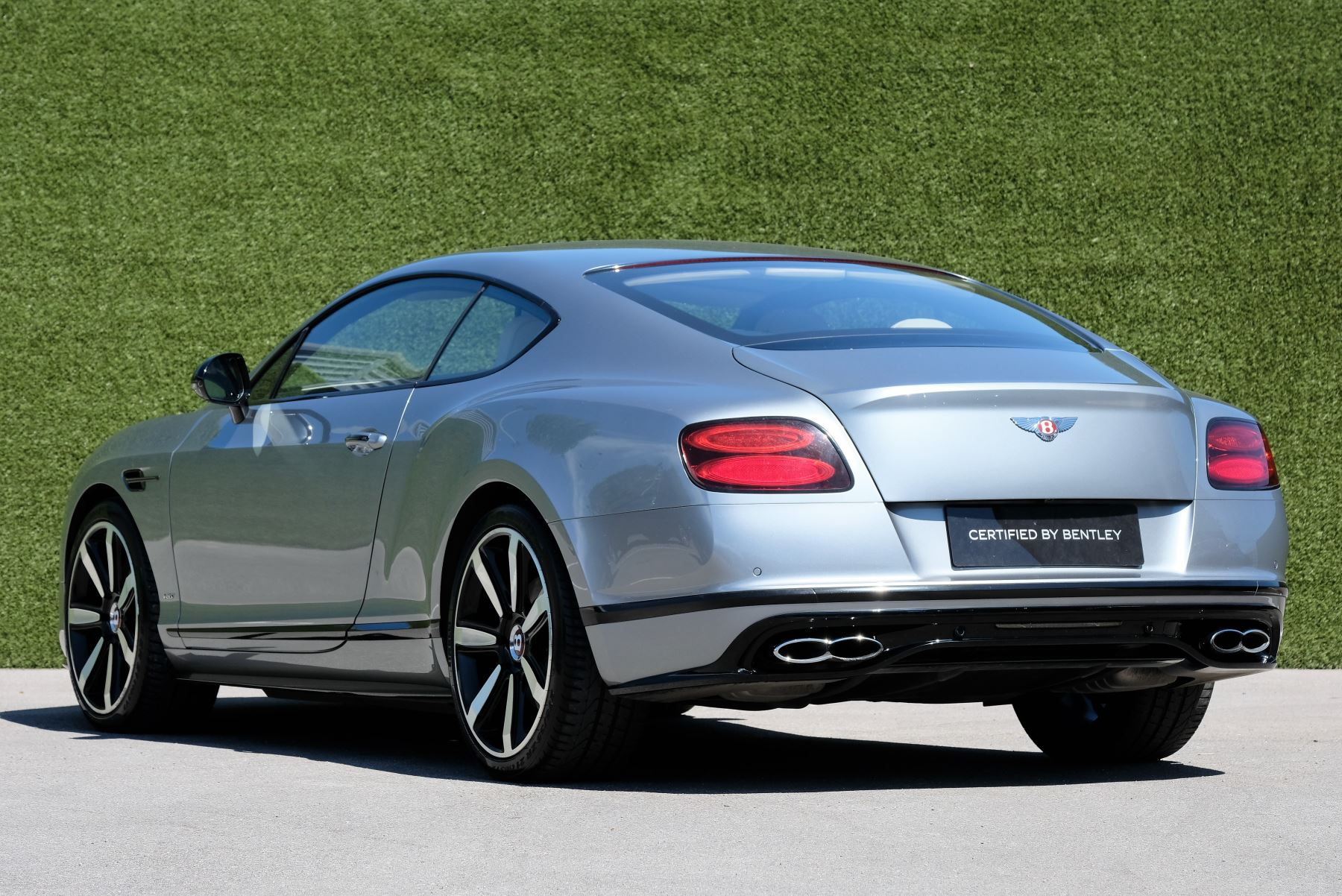 Bentley Continental GT V8 S Coupe 4.0 Mulliner Driving Specification 2dr image 4