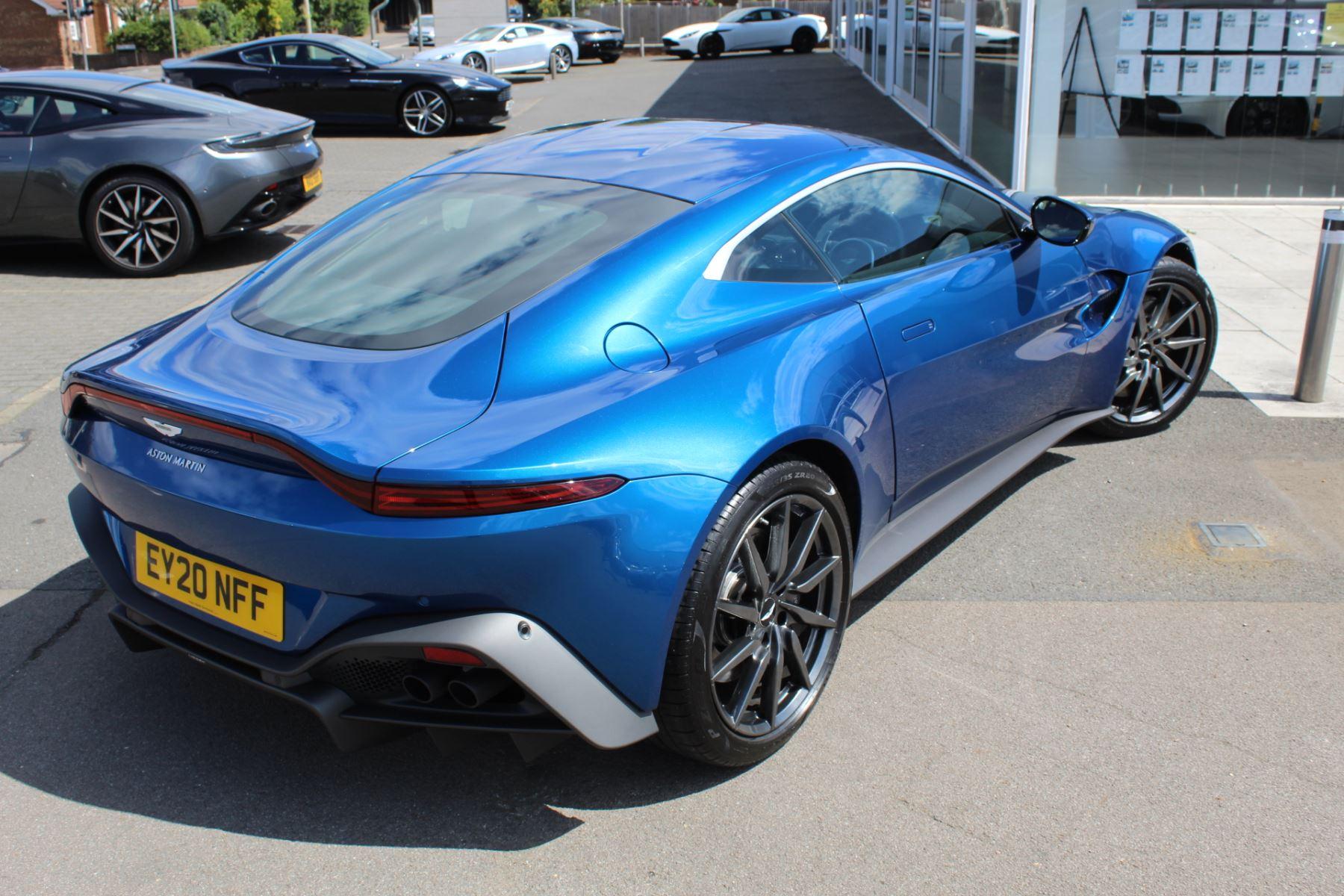 Aston Martin New Vantage 2dr ZF 8 Speed image 18