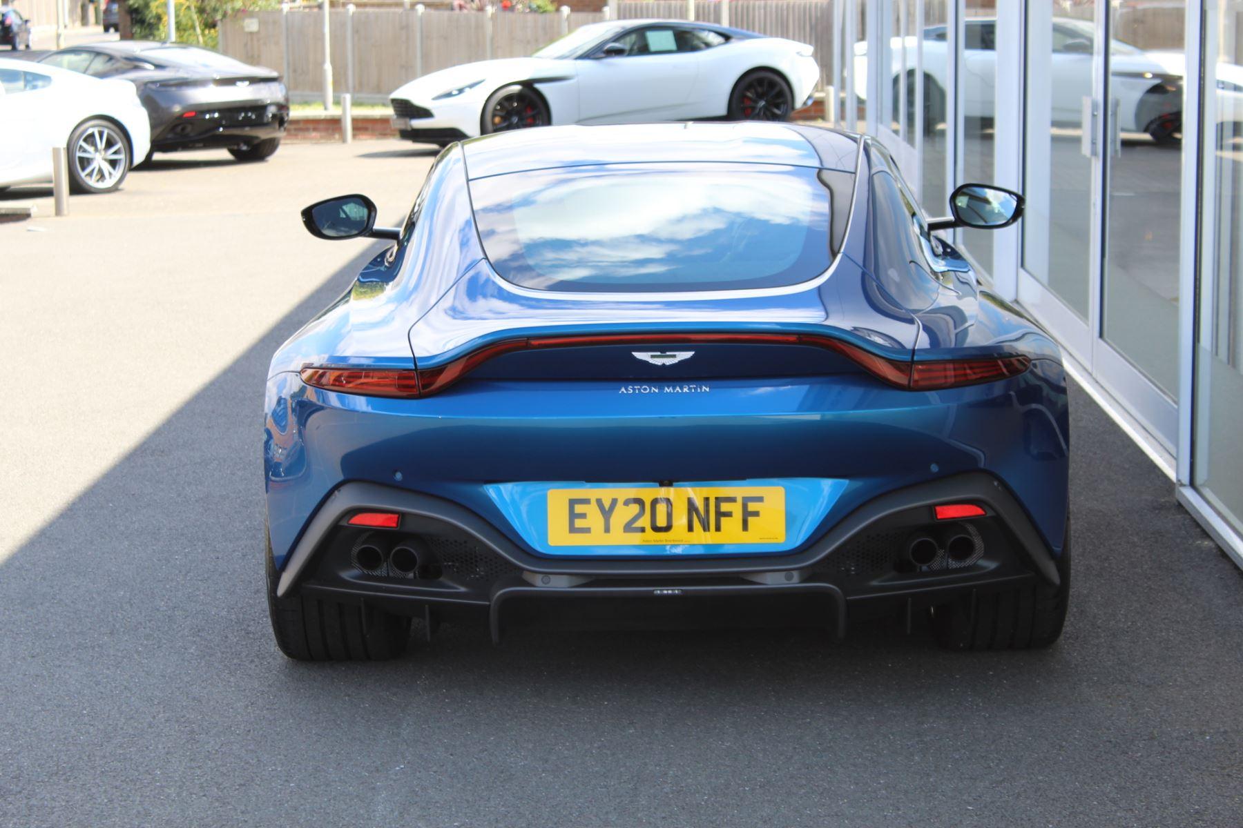 Aston Martin New Vantage 2dr ZF 8 Speed image 22