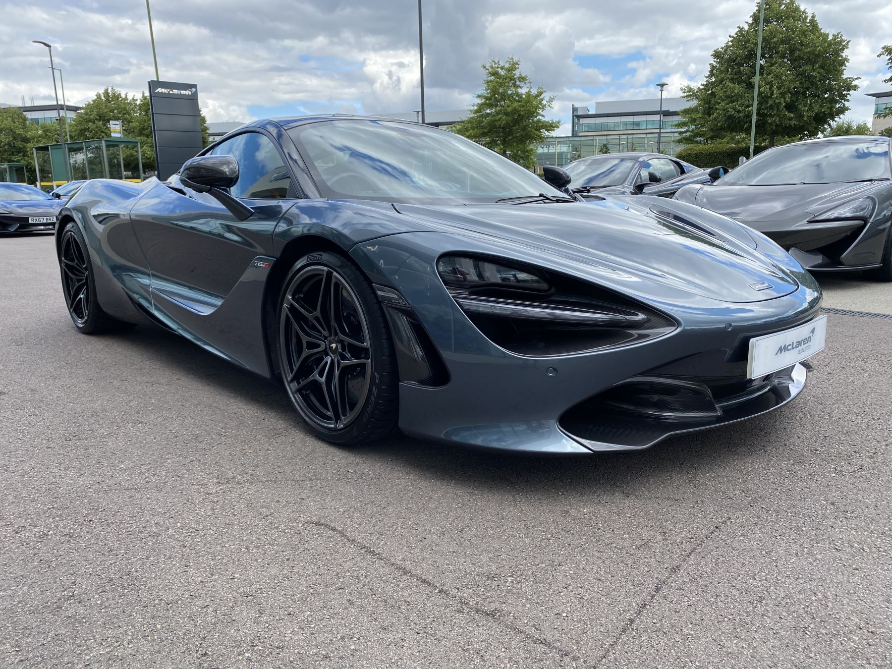 McLaren 720S Coupe  image 14