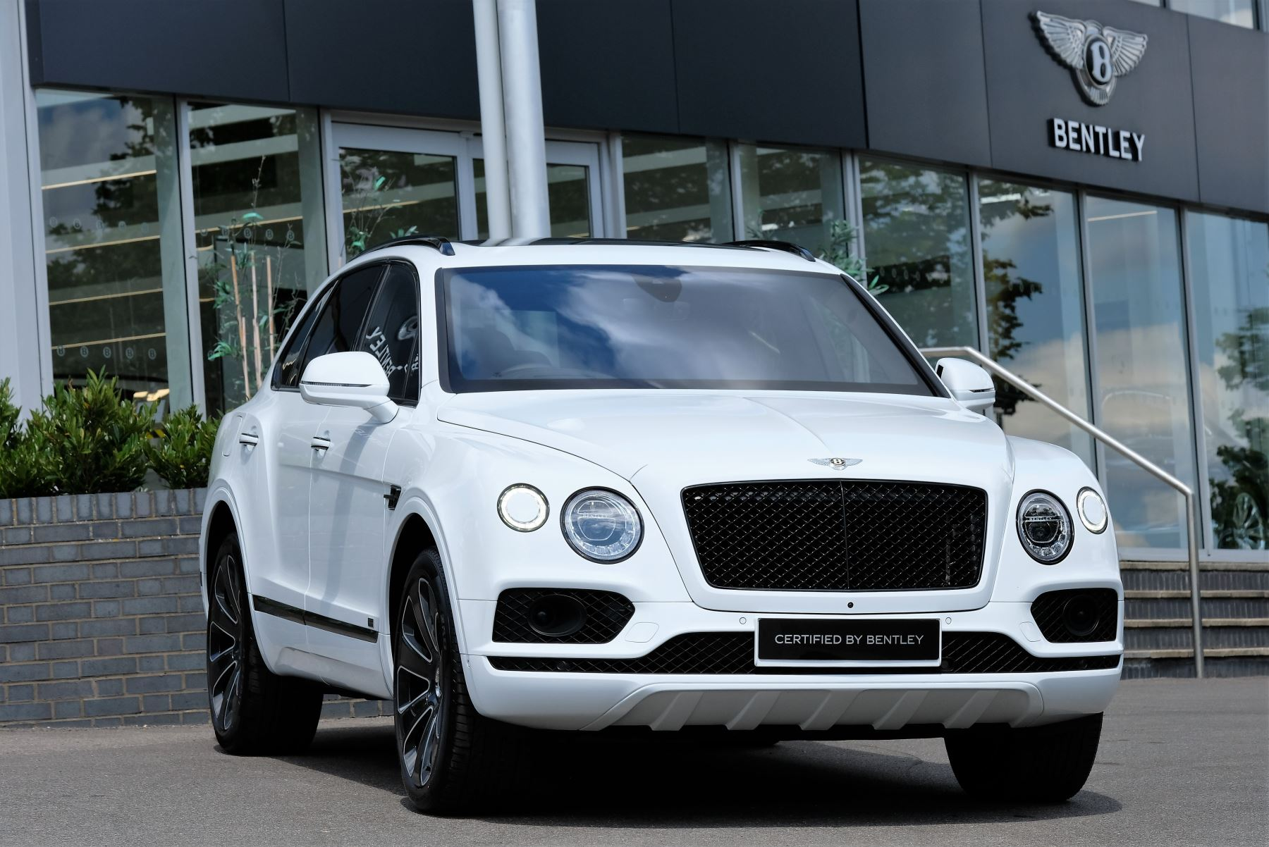 Bentley Bentayga V8 4.0 V8 Design Series 5dr Automatic Estate (2020)