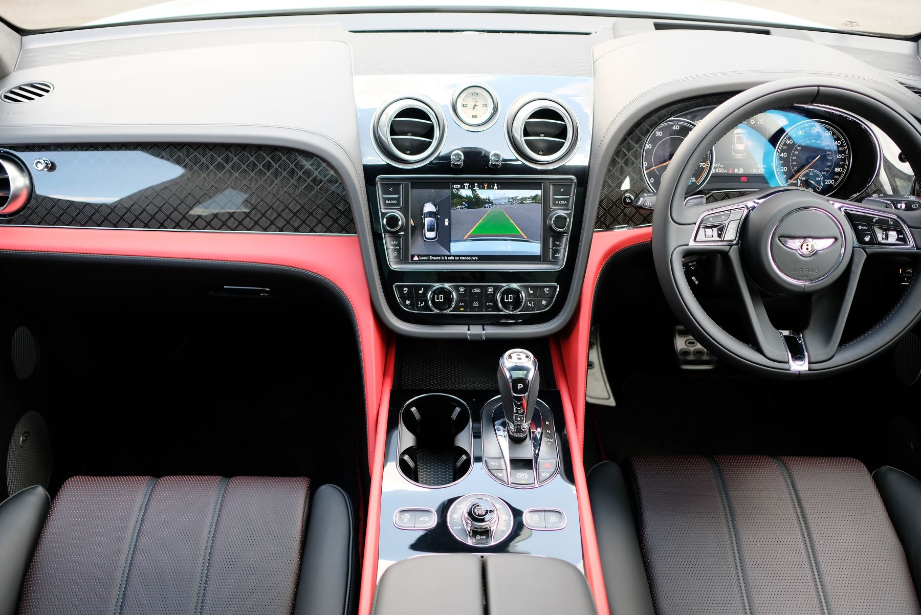 Bentley Bentayga V8 4.0 Design Series 5dr image 13