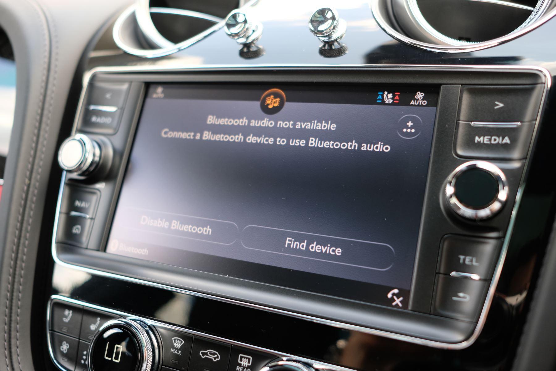 Bentley Bentayga V8 4.0 Design Series 5dr image 34