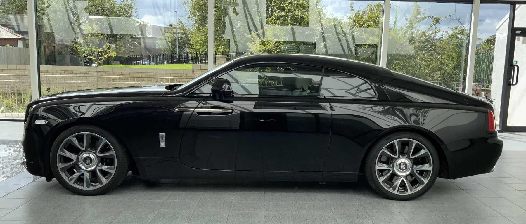 Rolls-Royce Wraith V12 6.6 Automatic 2 door Coupe (2019)