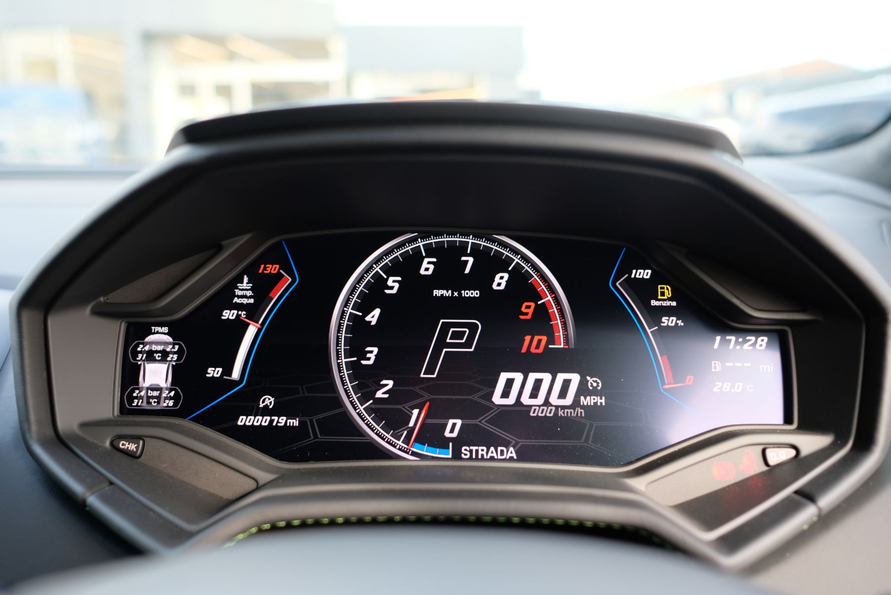 Lamborghini Huracan EVO 5.2 V10 640 2dr Auto AWD image 24