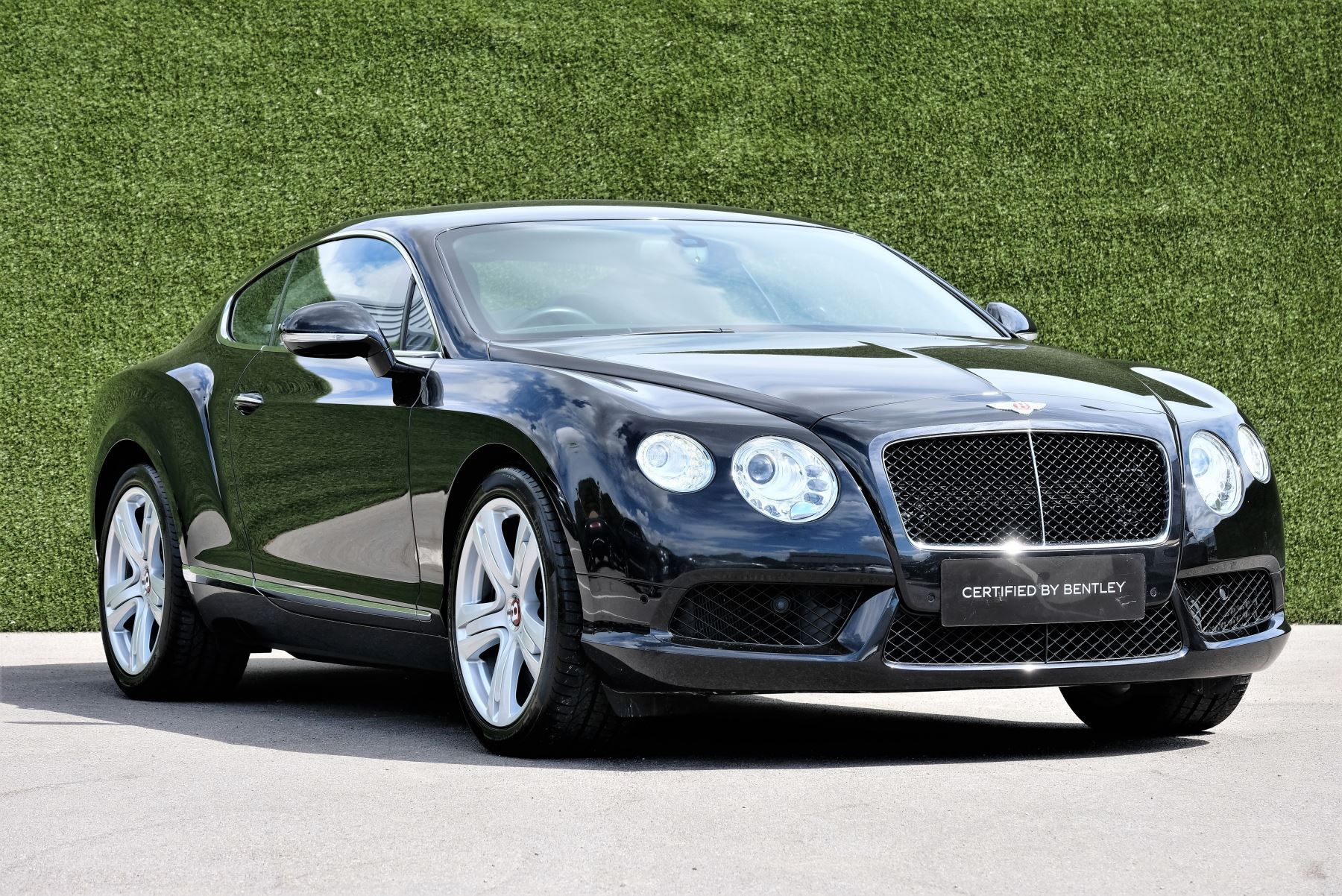 Bentley Continental GT 4.0 V8 2dr Automatic Coupe (2013)