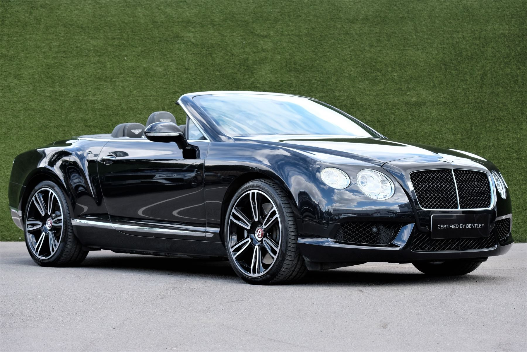 Bentley Continental GTC 4.0 V8 2dr image 30