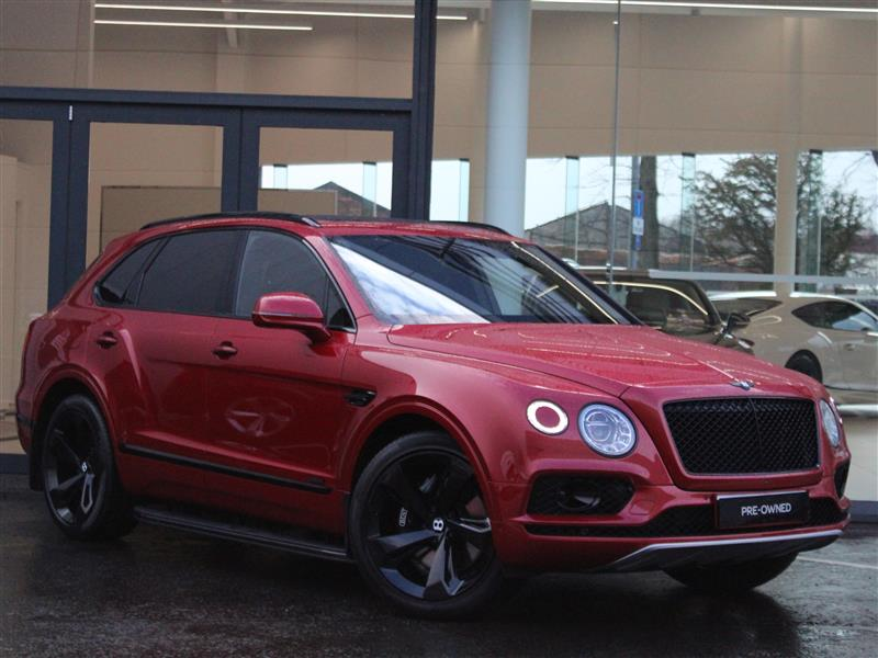 Bentley Bentayga V8 4.0 V8 5dr Automatic Estate (2020)