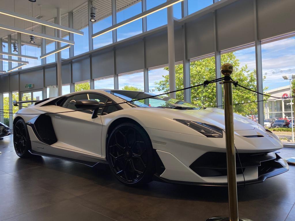 Lamborghini Aventador SVJ Coupe SVJ 6.5 Automatic 2 door Coupe (2019)