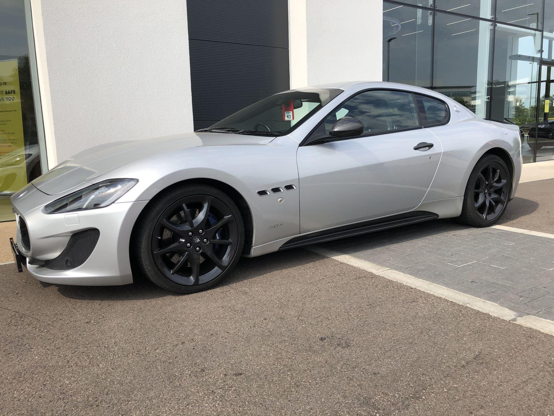 Maserati Granturismo V8 Sport 2dr MC Shift 4.7 Automatic Coupe (2014)