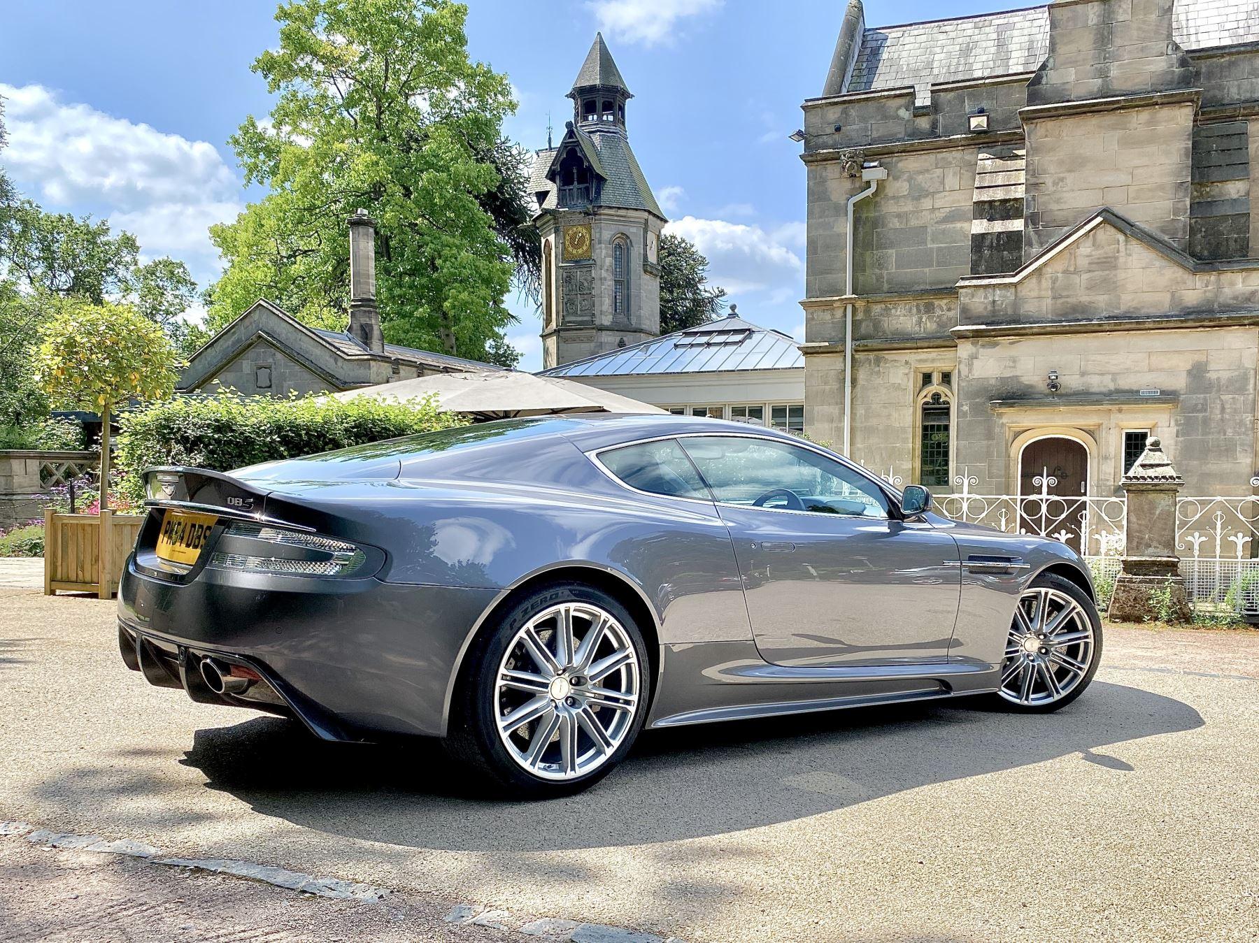 Aston Martin DBS V12 2dr image 7