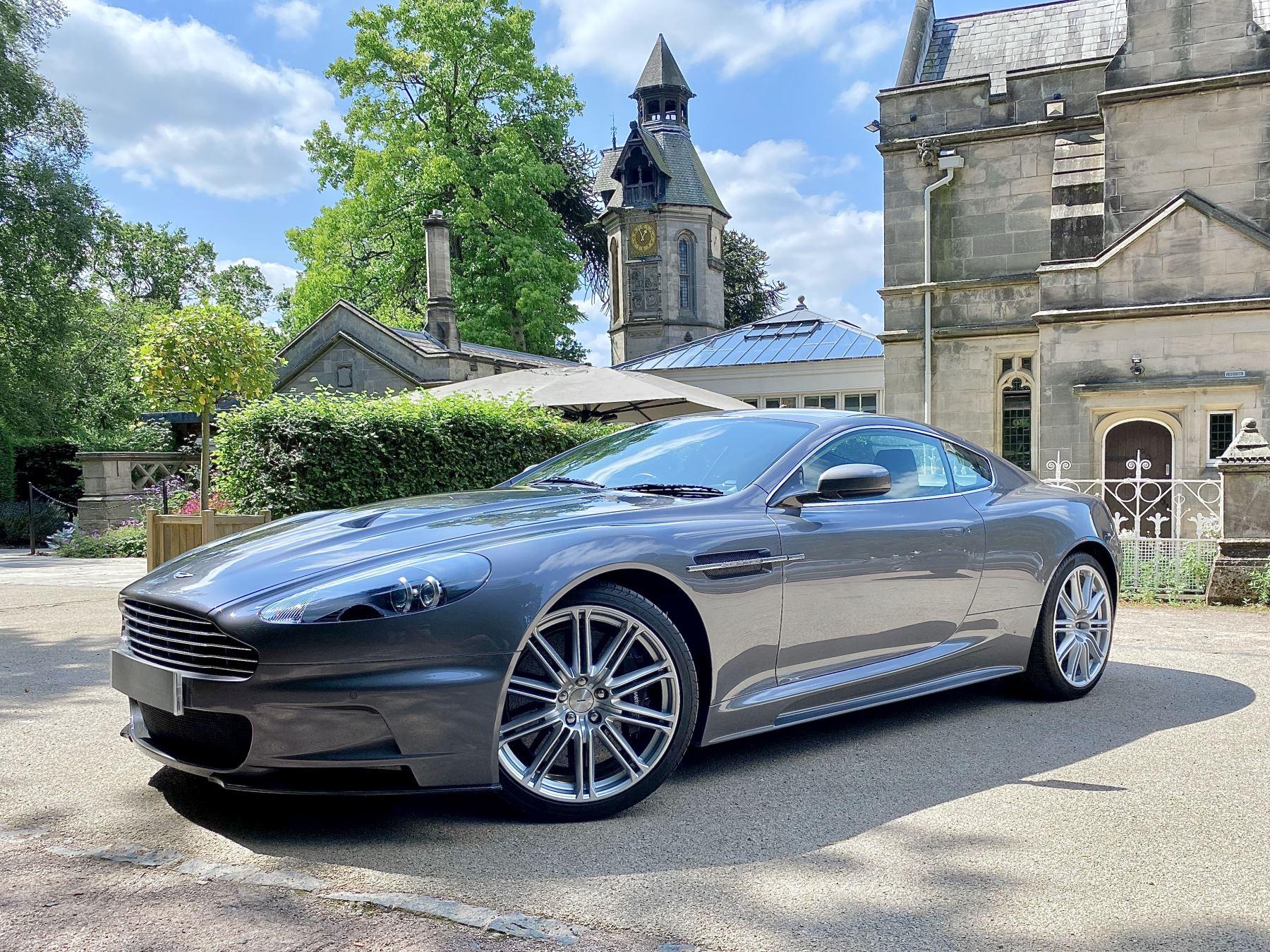 Aston Martin DBS V12 2dr image 3