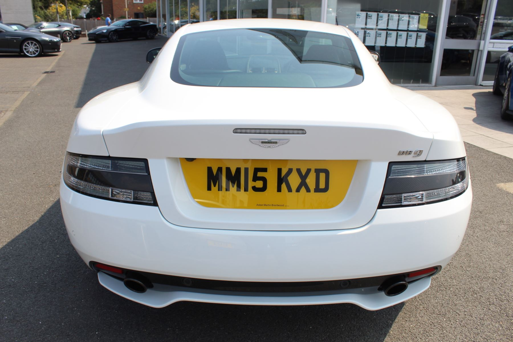 Aston Martin DB9 V12 2dr Touchtronic image 18