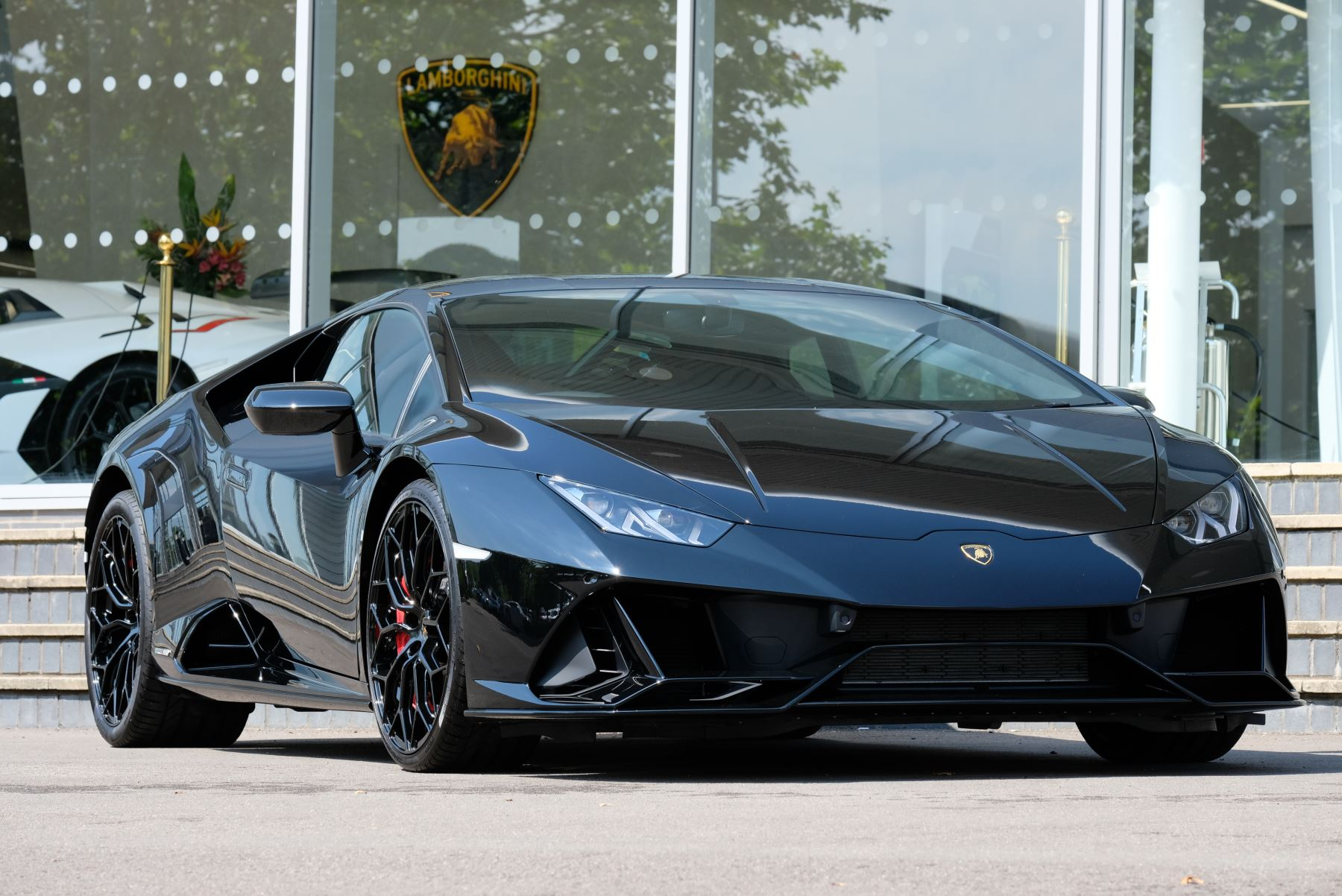 Lamborghini Huracan EVO LP 640-4 5.2 AWD Semi-Automatic 2 door Coupe (2020)
